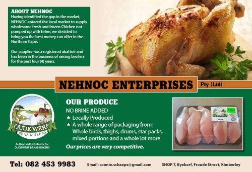 NEHNOC ENTERPRISES ( Kimberley )