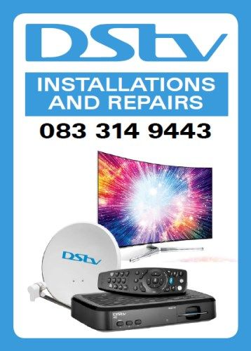 DSTV INSTALLATIONS AND REPAIRS ( Kimberley )