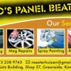 NICOS PANEL BEATERS ( Kimberley )