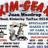 KIM-GEAR ( Kimberley )